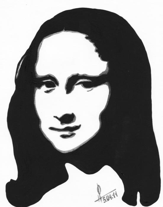 Mona Lisa by Dory21